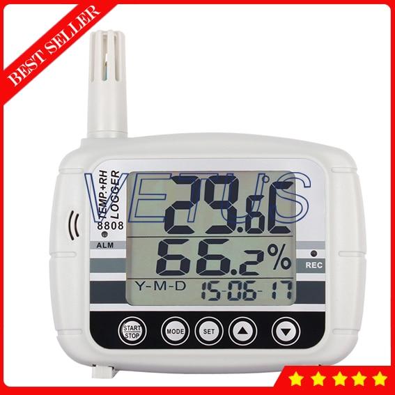 AZ8808 High precision digital Temperature Humidity Data Logger