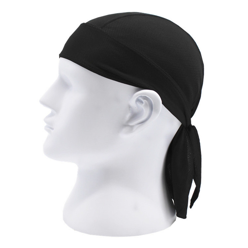yiguiren Head Scarves Cap Face Bandanas Motorcycle Hat