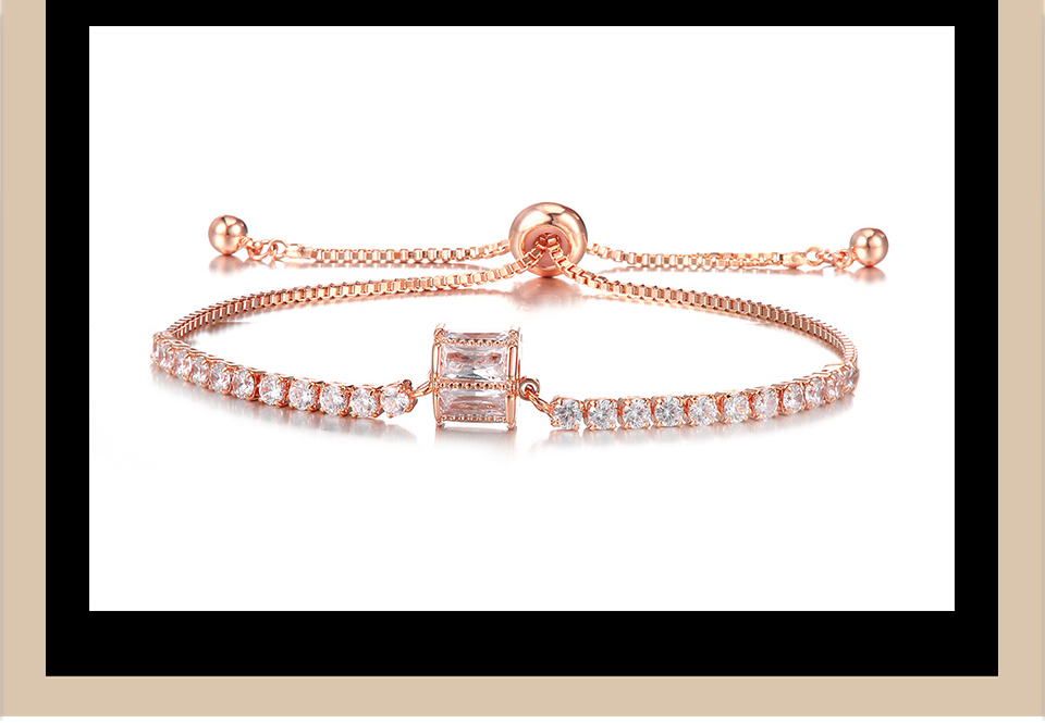 IBSO Women Quartz Watch Set Rose Gold Crystal Design Bracelet Necklace Watch Sets Female Jewelry Set Watch Lady's Wife Mom  Gift