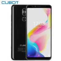 Cubot X18 Plus Android 8.0 5.99 Inch 18:9 FHD+ 4GB 64GB MT6750T Octa Core Smartphone 20MP+2MP Rear Cameras 4000mAh Mobile Phone