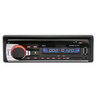 In-Dash Car Audio Stereo Bluetooth Odbiornik USB SD MP3 Radio FM Wejście Aux ME3L