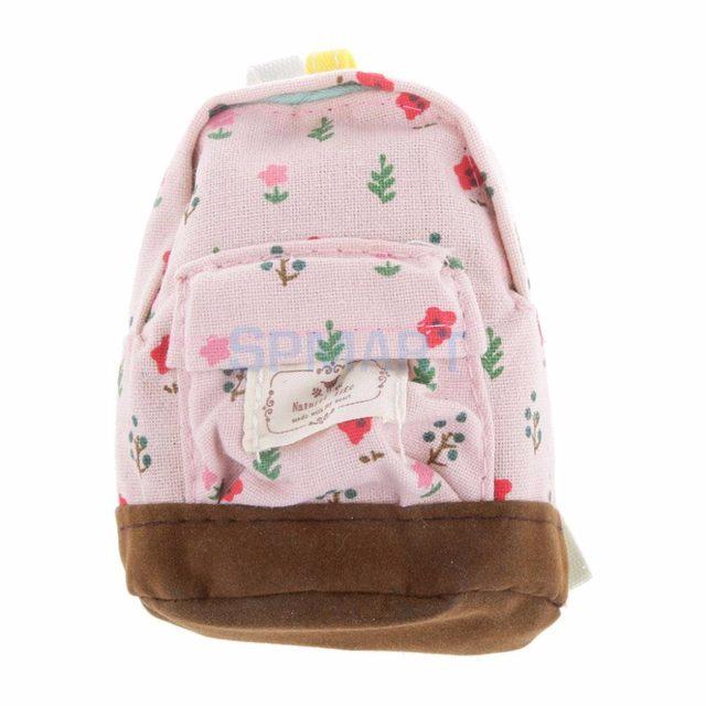 59d44dcfc272 Online Shop 1 6 Scale Dark Blue Backpack Shoulder Bag Dolls House ...
