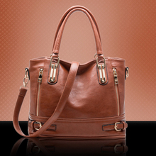 Women Bag Brands Designer Handbags High Quality Casual Leather Bags For Women 2018 Lady Chic Messenger Shoulder Bag Bolsos Mujer