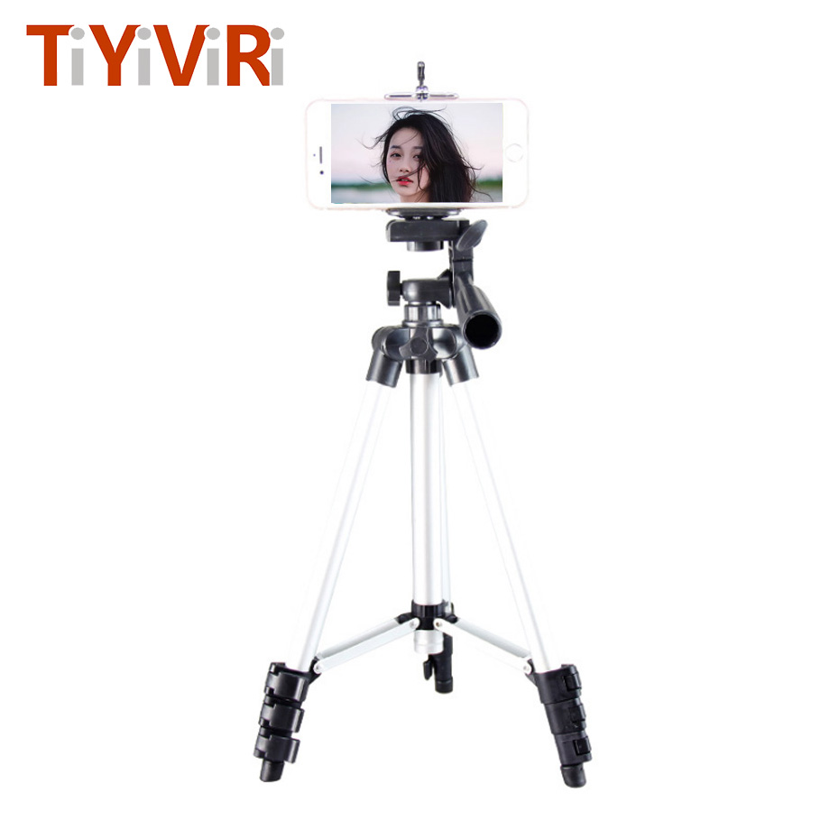 Professional Camera Tripod stand Holder Mount for GoPro Canon Nikon Sony Camera for Mobile Iphone Table Desk for Video Cameras