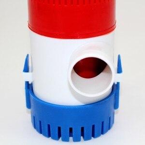 Image 3 - 750gph dc 12ボルト/24ボルトビルジ水ポンプ用ボート/カヤック、英語マニュアル、電気潜水ブースターポンプ、750 gphボンバ、12 24ボルトボルト