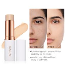O.TWO.O Makeup Concealer Stick Face Corrector Face Cover Blemish Hide Eye Dark Circle Spot Cream Foundation Makeup Base Cosmetic face full cover contour concealer stick foundation 3 colors moisturizer dark eye circle hide blemish bronzer facial base makeup