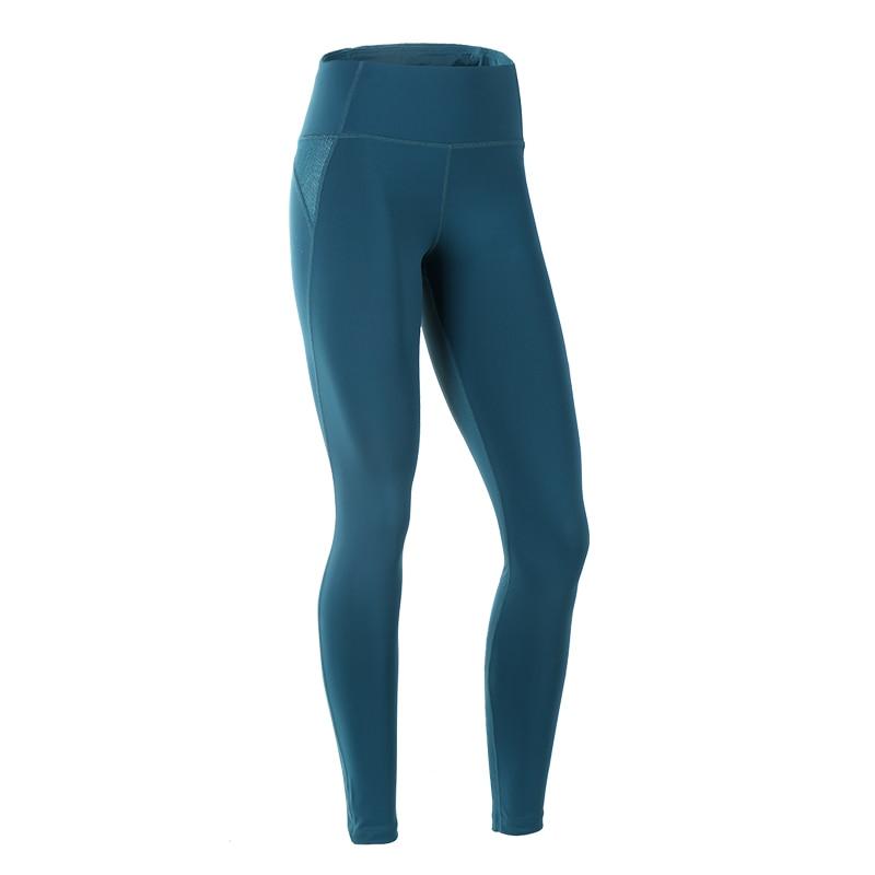 Winter Sportswear Women Running Pants Yoga Sport Leggings Fleece Tight Wide Waist Key Pocket Elastic Skins Bottom Fitness Tights