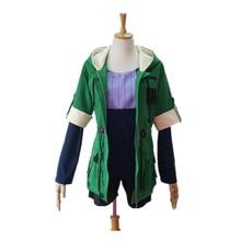2015 new arrive Tokyo Ghoul Kirishima Touka Cosplay Costume Cotton Casual Uniform full set  4/lot