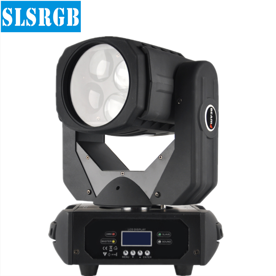 SLS Super Beam 4x25W LED moving head beam light for Bar effect led stage lighting