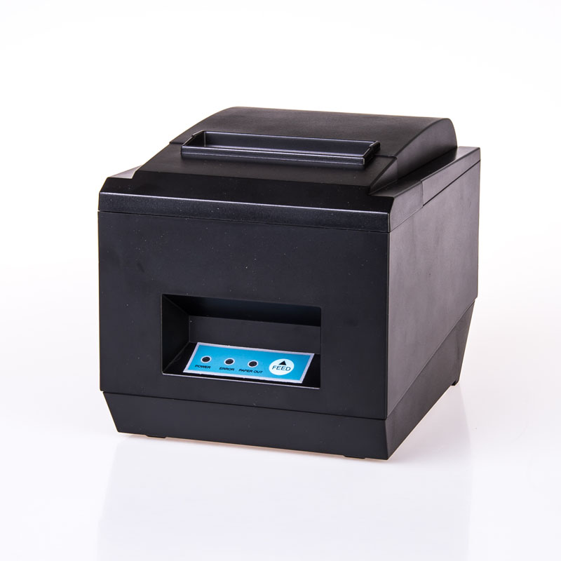 JP-8005 USB+LAN thermal printer pos thermal ticket printer 80mm thermal receipt printer 80mm receipt printer serial port best price 80mm desktop direct thermal printer for bill ticket receipt ocpp 802