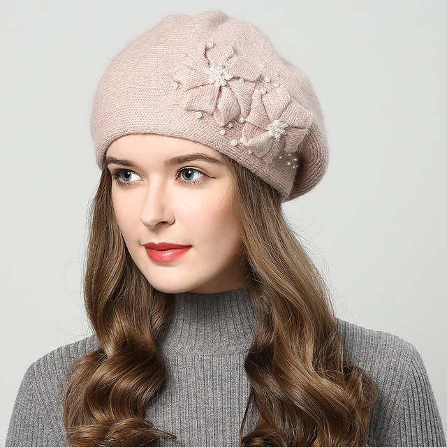Winter Hats Knitted Hat...