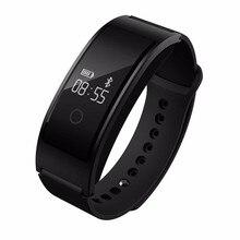 Ituf новый смарт браслет a06 умный браслет для iphone android телефон Монитор Сердечного ритма Активность Tracker Крови Кислородом Вызова Sms оповещения