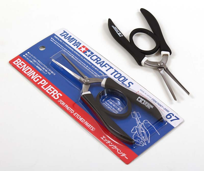 Bending Pliers TAMIYA 74067 Pince à Plier for photo-etched parts