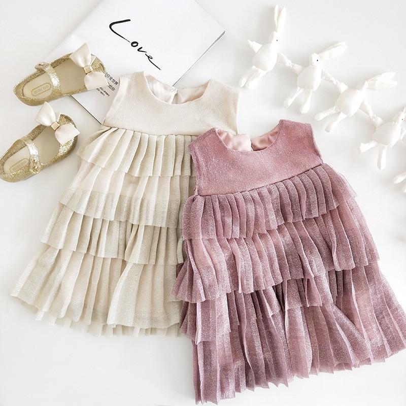 YOUNGER TREE Toddler Kid Baby Girls Long Sleeve Dress Cotton Cartoon Horse Stripe Tunic Dresses 2-3 T, White # Horse