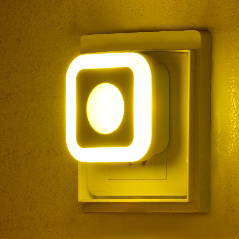 Auto LED Night Light Induction Sensor Control Bed Light Portable Wireless Wardrobe Closet Corridor Bathroom Baby Night Lamp mainifire pir infrared motion sensor nightlight usb rechargeable 12 led light induction corridor closet wardrobe led night lamp