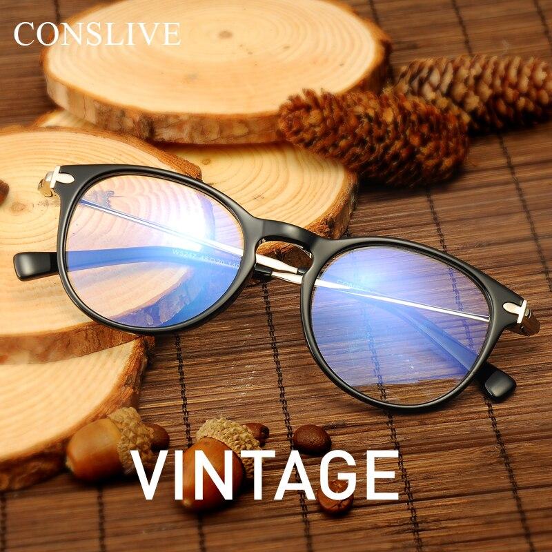 Männer Objektiv Yellow c2 Und Rahmen Frauen C1 Dioptric Multifokale c3 Myopie Gläser c4 Kreis Optische Black Tortoise Brille Brillen Runde Green Progressive 4dAdqv