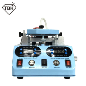 Image 2 - 100% Original TBK TBK 268 Automatic LCD Bezel Heating Separator Machine For Flat Curved Screen 3 in 1 Touch Screen Separator