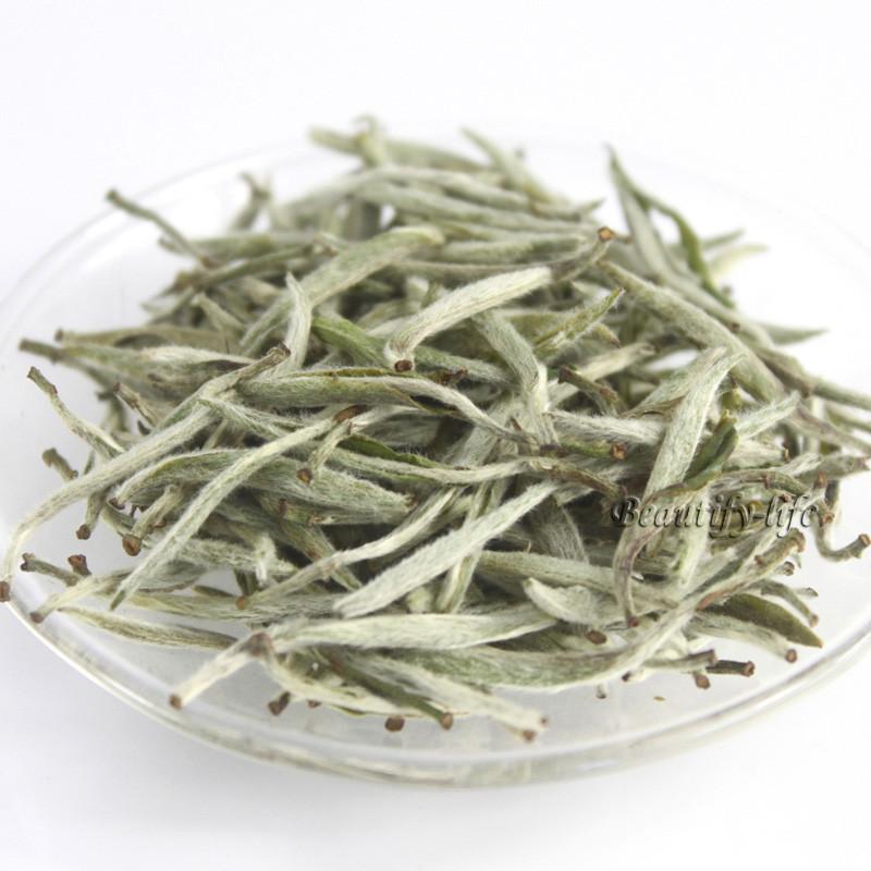 чай серебряная игла фото