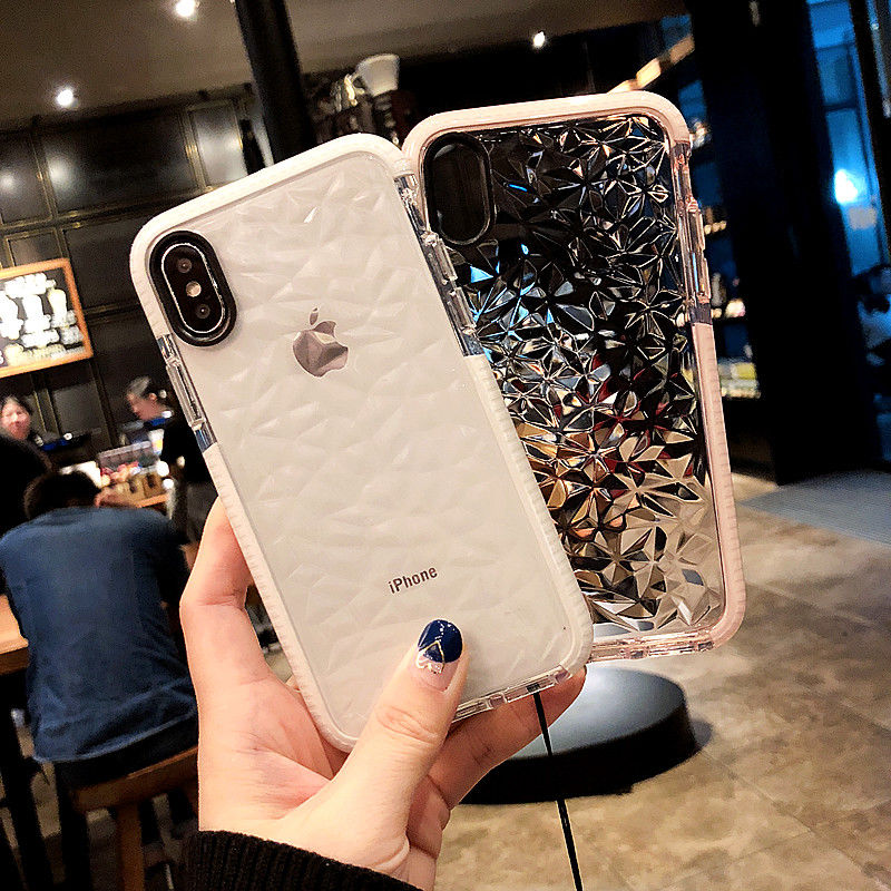 Ultra Thin Transparent Soft TPU Case for iPhone Xs Slim Clear Protective Silicone Cover for