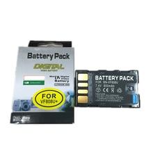 BN-VF808U BN VF808 Digital Camera Battery BNVF808 For JVC GR-D250 GR-DF590 GR-X5 GZ-MG40 GZ-MG50 DSC-E6 DSC-J4 GR-D270 GR-D271