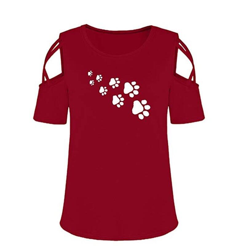 T-Shirt-Women-Clothes-2018-Casual-Off-Shoulder-Cat-Footprints-Print-Loose-Tops-Short-Sleeve-O-Neck-Tee-Shirt-Summer-Plus-Size-(3)