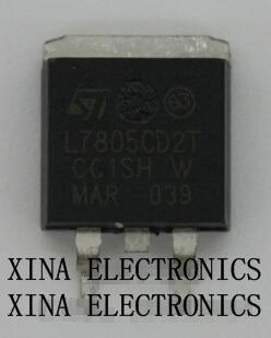 Heimwerker L7805cd2t L7805cd L7805 To-263 Rohs Original 20 Teile/los Kostenloser Versand Electronics Zusammensetzung Kit Eine Hohe Bewunderung Gewinnen