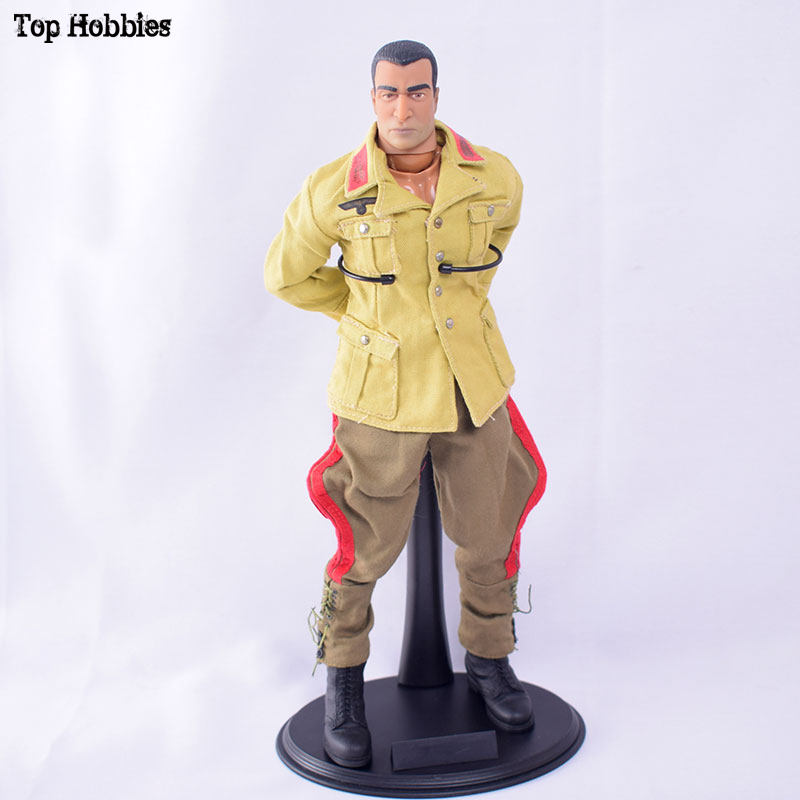 1/6 Scale WWII Dragon German Soldier Clothes Pants Parachute boots Suit Sand Riding Breeches Clothing Accessories 12 Inch Figure