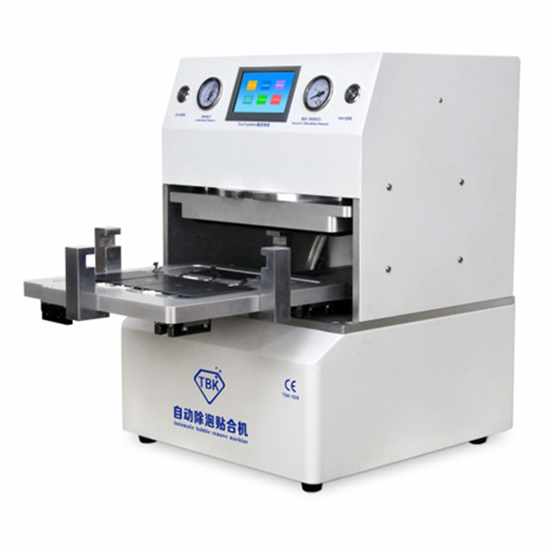 NEW Automatic Bubble Remove Machine LCD laminating + Bubble Removing Machine for LCD Touch Screen Repair Tool