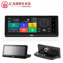 CARRVAS GPS DVR for Car 7.84 Inch Android 5.0 DVR Navigator with MP3/MP4 Players Bluetooth G-SENSOR HD 7.84