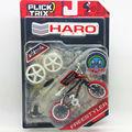 """Flick Trix Bmx Mini Finger Bike """"Free style"""" modelo de aleación de barras de soporte de exhibición de bicicletas con ruedas truco bonus pegatinas y herramientas"""