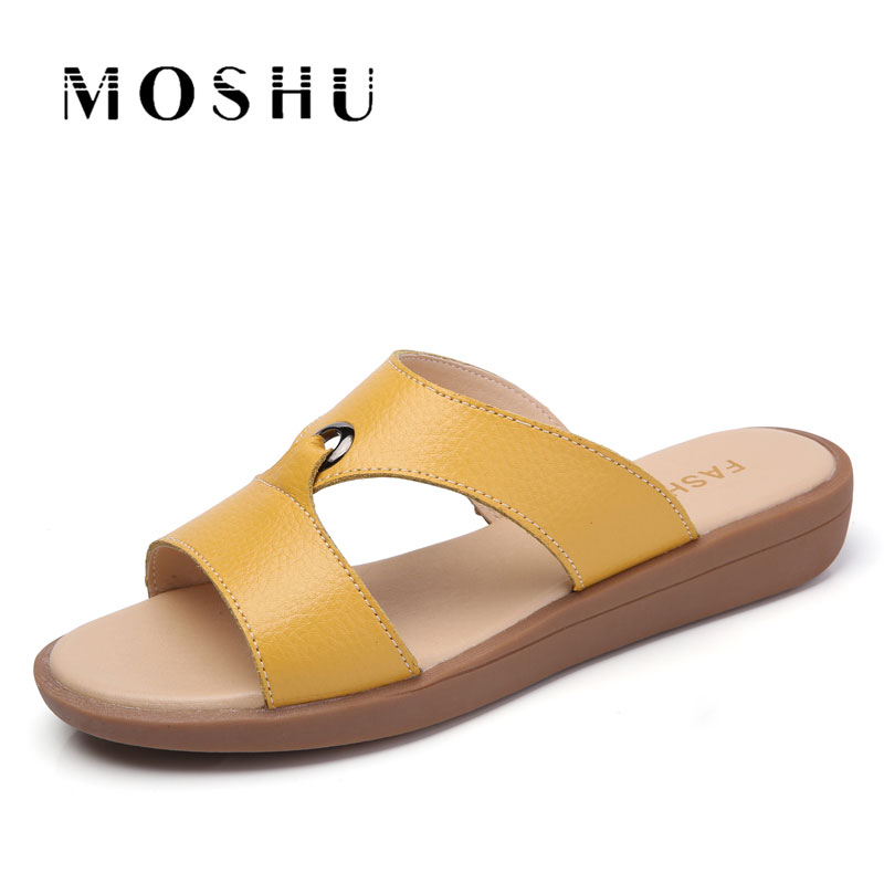 Women Beach Slippers Summer Sandals Wedges Slip On Slides Platform Peep Toe Flip Flops Ladies Casual Shoes Sandalias women sandals 2017 summer shoes woman wedges fashion gladiator platform female slides ladies casual shoes flat comfortable