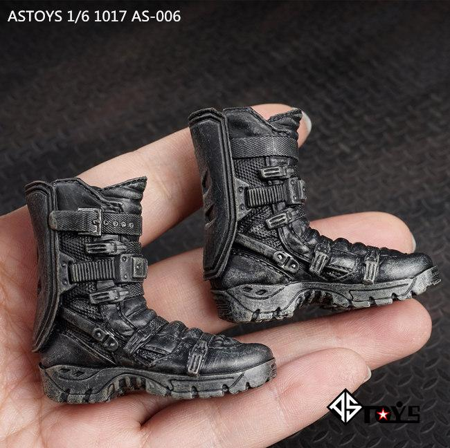 1 6 soldier model army combat The Avengers Falcon boots shoes with feet accessories Not HT Fit 12 Inch Phicen Action Figure Doll in Action Toy Figures from Toys Hobbies