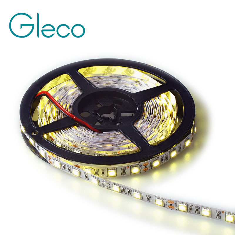 DC12V 5M LED Strip 5050 RGB RGBW RGBWW 60LEDs m Flexible Light 5050 LED Strip RGB