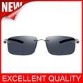 New Rimless Sunglasses Outdoor Sports Sun Glasses for Men Nylon Eyewear Mens Womens tr90 Driving Sunglasses Polarized Lenses