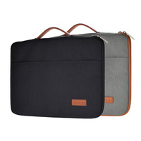 Dodocool 13 Inch Laptop Bags Waterproof Case Sleeve Notebook Case For Dell HP Asus Lenovo Macbook