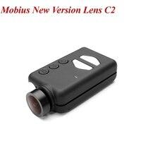 뫼비우스 새로운 버전 광각 렌즈 C2 1080 마력 HD 미니 액션 카메