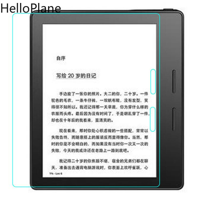 Tempered Glass Screen Protector For Amazon Kindle Oasis 2019 2016 2017 6.0 7.0 Inch 6 7 Tablet Protective Film