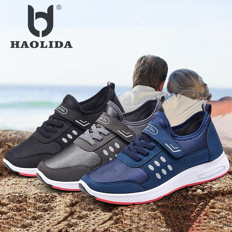 New 2018 Men Casual Shoes Breathable Lace-up Walking Shoes Spring Lightweight Comfortable Keep Warm Outdoor Lover Shoes Dropship 2017 new lightweight breathable suede mens casual shoes adult keep warm with fur
