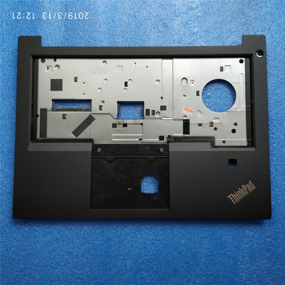 Nuevo Original para Lenovo ThinkPad E480 E480C E485 palmreest teclado bisel parte superior carcasa cubierta vacía 01LW160-in Bolsas y fundas de ordenador portátil from Ordenadores y oficina on AliExpress - 11.11_Double 11_Singles' Day 1