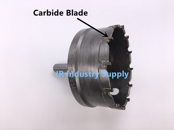 Tungsten Steel Carbide Tipped TCT Drill Bit Metal Cutter Core Hole Saw core drill bit Dia 70-100mm tungsten steel carbide tipped tct drill bit metal cutter core hole saw core drill bit dia 16 100