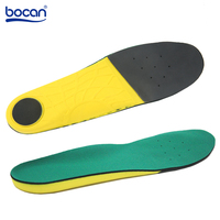 Insoles For Shoes Comfortable Shoe Insoles Shock Absorptions Orthopedic Men And Women Pads Soft And Thin