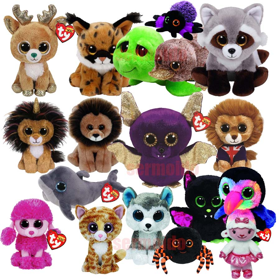 1d8f8072461 Detail Feedback Questions about Ty Beanie Boos 6