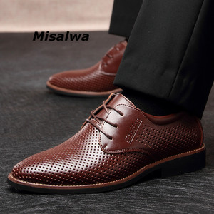 Misalwa Men's Casual Formal Sh