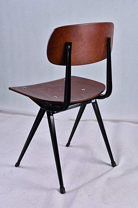 Style Industriel En Mtal Universel Standard Cuisine Manger Chaises Design Ergonomique Pour Salle Bois Tabouret Dans Vent Carillons Et