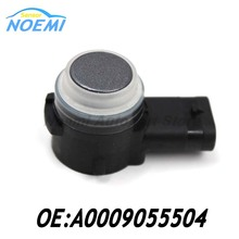 100% Original PDC Parking Sensor Bumper Reverse Assist A0009055504 For MercedesBenz
