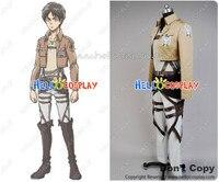 Attack On Titan Cosplay Shingeki No Kyojin Eren Jaeger Costume H008