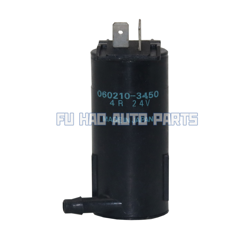 24V Windshield Washer Pump Motor Genuine OEM 060210 3450|Windscreen Wipers|   - title=