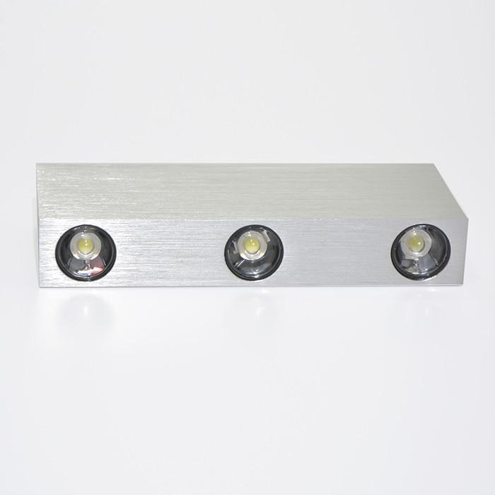 LED კედლის შუქები 6W ფერადი - შიდა განათება - ფოტო 5