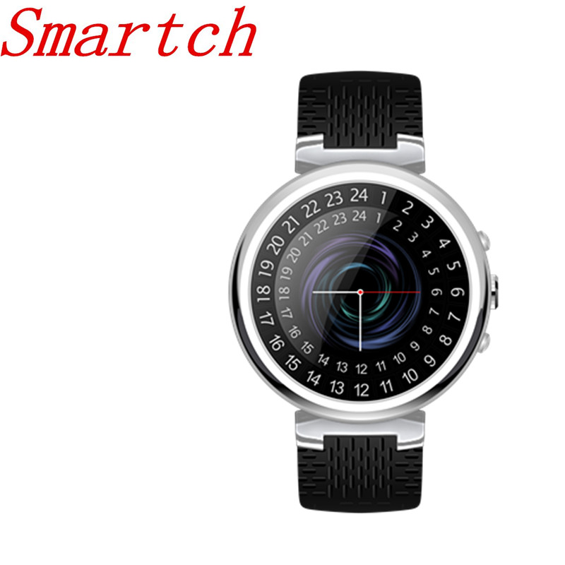 Smartch i6 3G WiFi GPS Smart Watch Android 5.1 MTK6580 Quad Core 2G 16G SmartWatch with 2.0MP Camera Support heart rate monitor