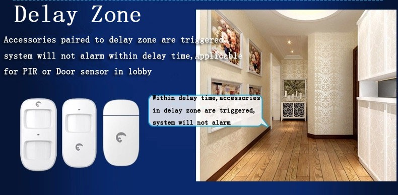 delay zone
